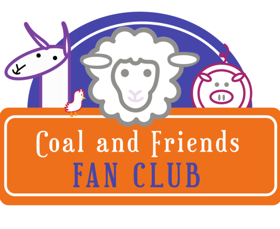 Coal & Friends Logo